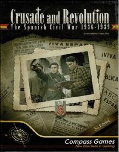Crusade and Revolution: The Spanish Civil War (2nd Edition)